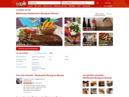Restaurant à Bourg-en-Bresse - Yelp - Paris...
