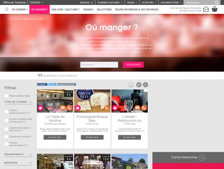 Restaurants - Site officiel de l'Office de...