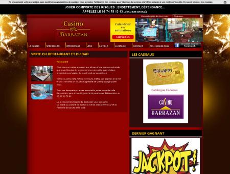 Casino de Barbazan - Visite du Restaurant et...