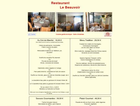 Restaurant à Bourges - Le Beauvoir