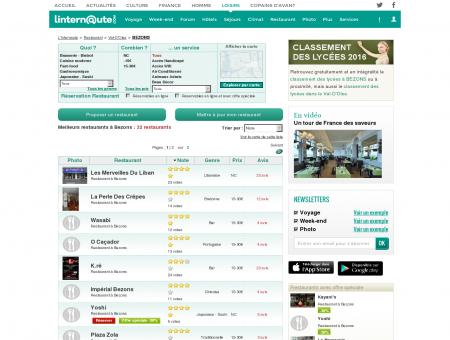 Restaurant Bezons : Le guide des meilleurs...