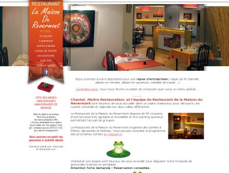 Restaurant La Maison du Revermont -...