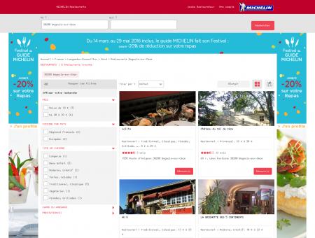 Restaurants 30200 Bagnols-sur-Cèze -...