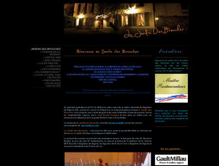 Restaurant Bagnères de Bigorre - Le Jardin...