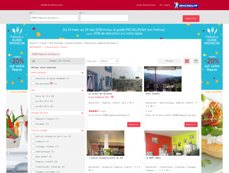 Restaurants 65200 Bagnères-de-Bigorre -...