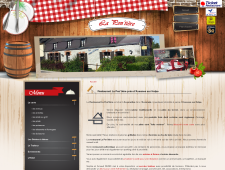La Pen'tière, Restaurant à Avesnes sur Helpe...
