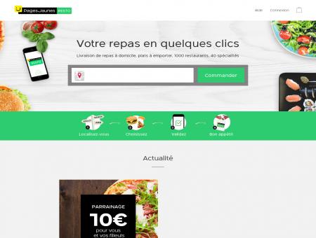 Livraison Repas Domicile - Choisissez parmi 1000 restaurants.