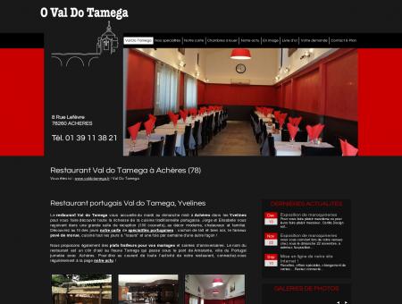 Restaurant Val do Tamega : spécialités...