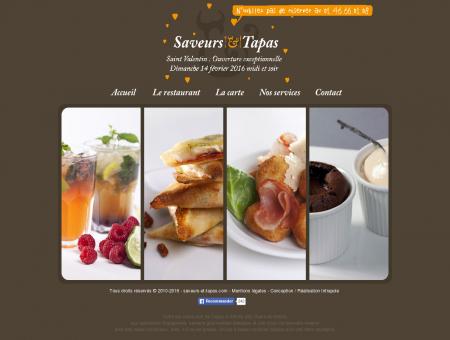Restaurant Saveurs et Tapas à Antony 92,...