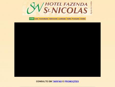 Águas de Lindóia - Hotel Fazenda Saint...