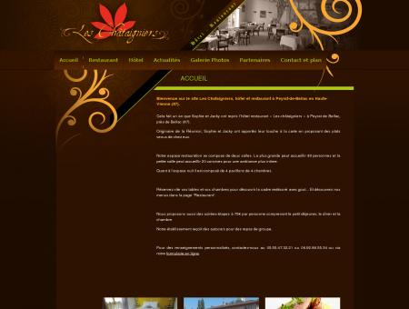 Hôtel restaurant à Bellac en Haute Vienne...
