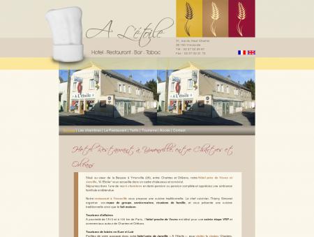 Hotel Restaurant Ymonville, entre Chartres et...