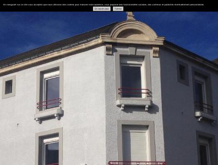 Grand Hôtel à Saint-Père-en-Retz - Loire...