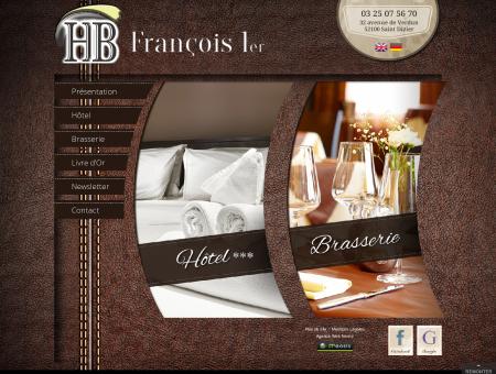 Hotel Restaurant Saint Dizier  HB François 1er