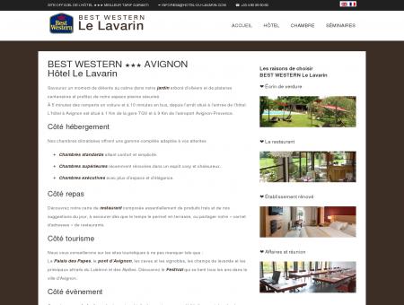 Hôtel Le Lavarin - Site Officiel Hotel Best...