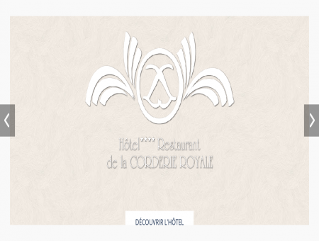 Hotel 4 étoiles Charente-Maritime - Corderie...