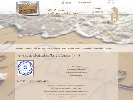Hôtel à Châtelaillon-Plage, Charente-Maritime,...