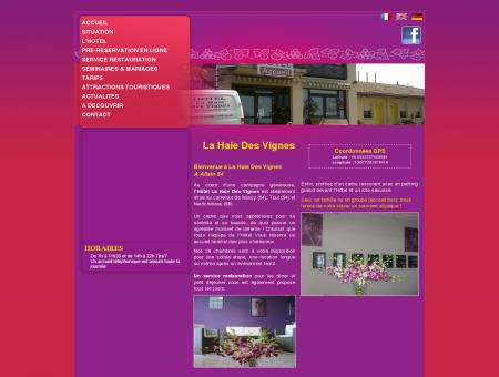 Hôtel restaurant Allain - location de chambres...