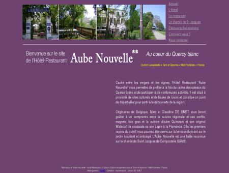 Bienvenue à l'Aube Nouvelle - Hotel Restaurant...