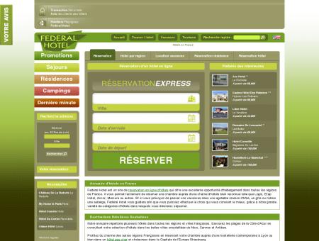 Hotels France : Reservation Hotel en France -...