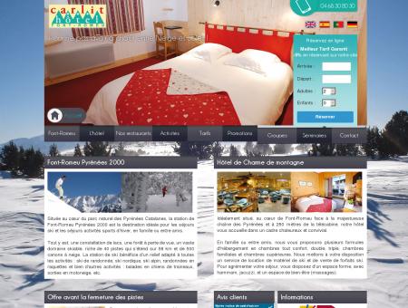 hotel pyr�n�es-orientales