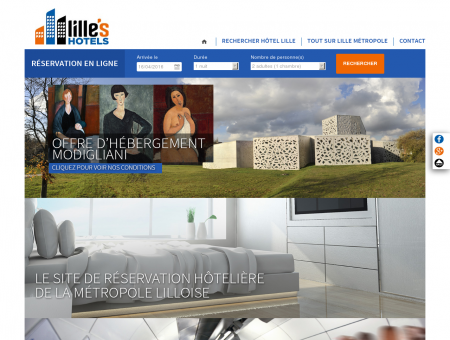 Hotels Lille - Réservation Hôtel à Lille - Club ...