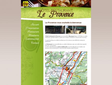 Hôtel restaurant à Manosque Alpes de Haute...