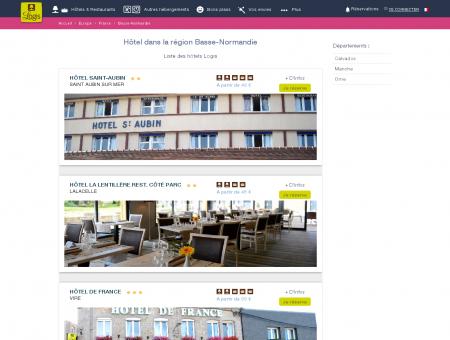 hotel basse-normandie