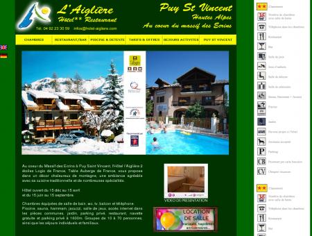 Hotel Aigliere Puy Saint Vincent