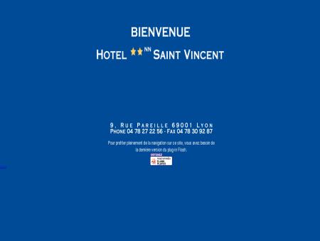 Hotel Saint Vincent - Lyon