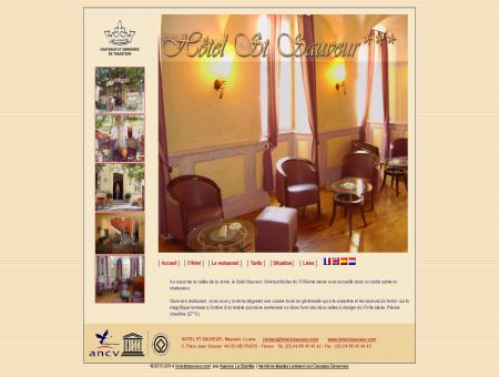 Hotel St Sauveur *** - Meyrueis - Lozère