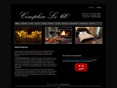 Hôtel St-Sauveur Laurentides - Hotel Saint...