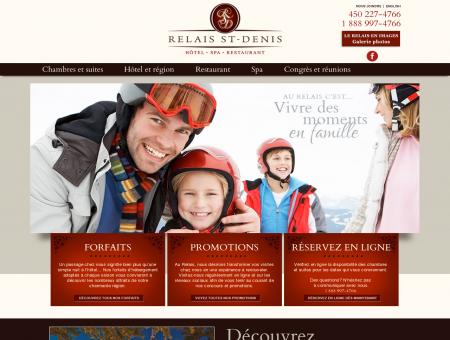 Hôtel St-Sauveur | Relais St-Denis -...