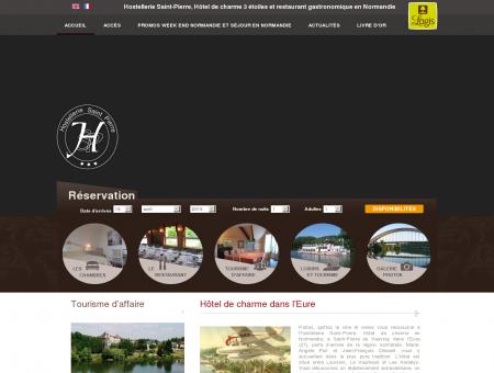 Hostellerie Saint-Pierre | Hostellerie Saint...