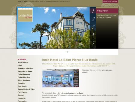 Le Saint Pierre - Hotel de charme près de la...