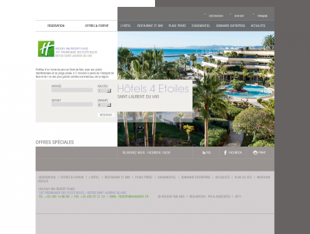 Hotel Holiday Inn Resort - Saint Laurent du...