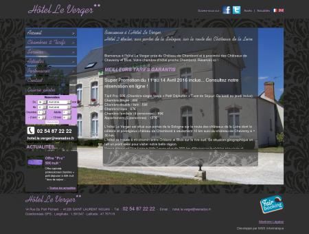 Hôtel le Verger** -