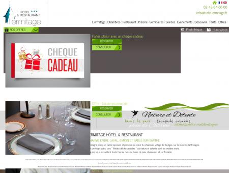 Hôtel Laval en Mayenne - Hotel de charme 3...
