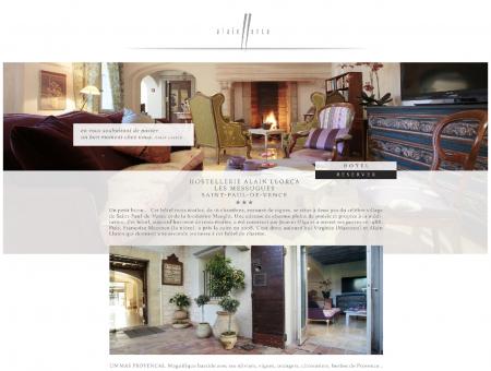 Hôtel Les Messugues - Saint-Paul de Vence -...
