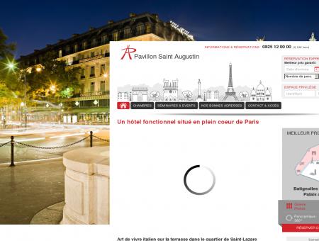 Hôtel Paris Gare Saint Lazare - Pavillon Saint...