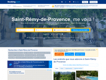hotel saint-r�my