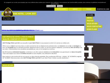 Hotel Lyon Est, A&H Saint-Priest Bron...