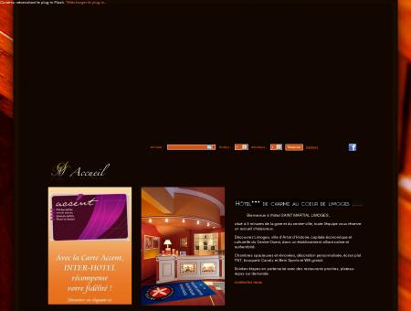 Accueil | HOTEL SAINT MARTIAL LIMOGES -...