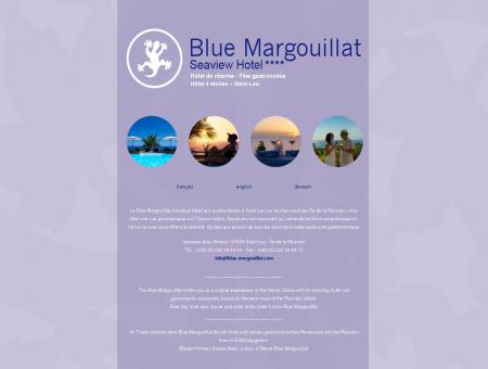 Blue Margouillat : Hôtel 4 étoiles à Saint-Leu,...