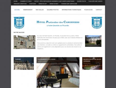 Hôtel Particulier des Canonniers | Chambres...