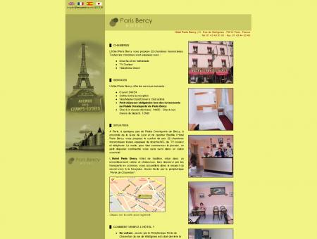 Hotel Paris Bercy, Hôtel à proximité de la Gare...