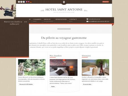 Hotel Albi Hotel Saint Antoine SITE OFFICIEL