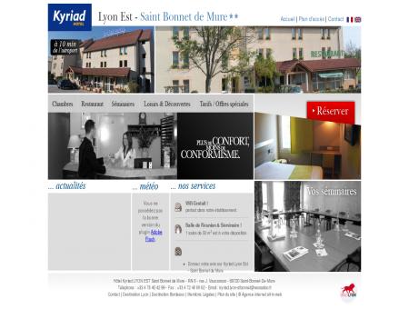 Hôtel Kyriad Aéroport Lyon Saint Exupéry,...