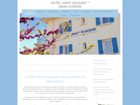 Hotel Saint Jacques **