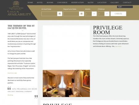 Hotel Saint Jacques Paris - Hotel Latin Quarter -Official ...